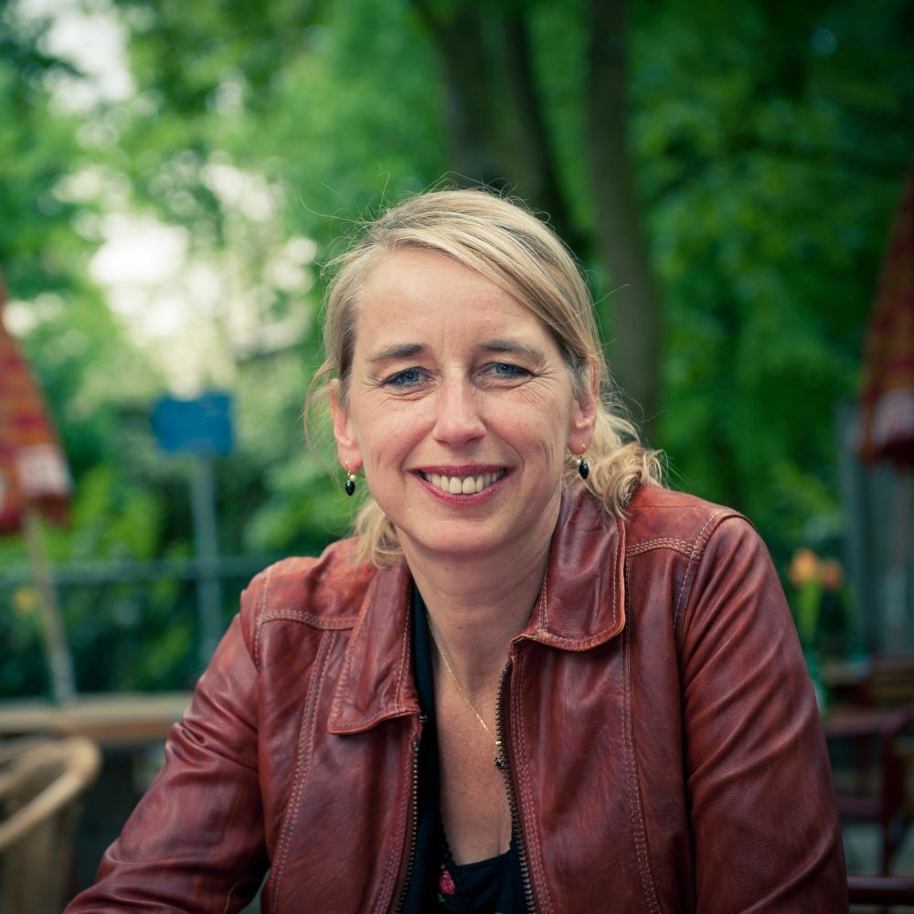 Over Marieke Langkamp
